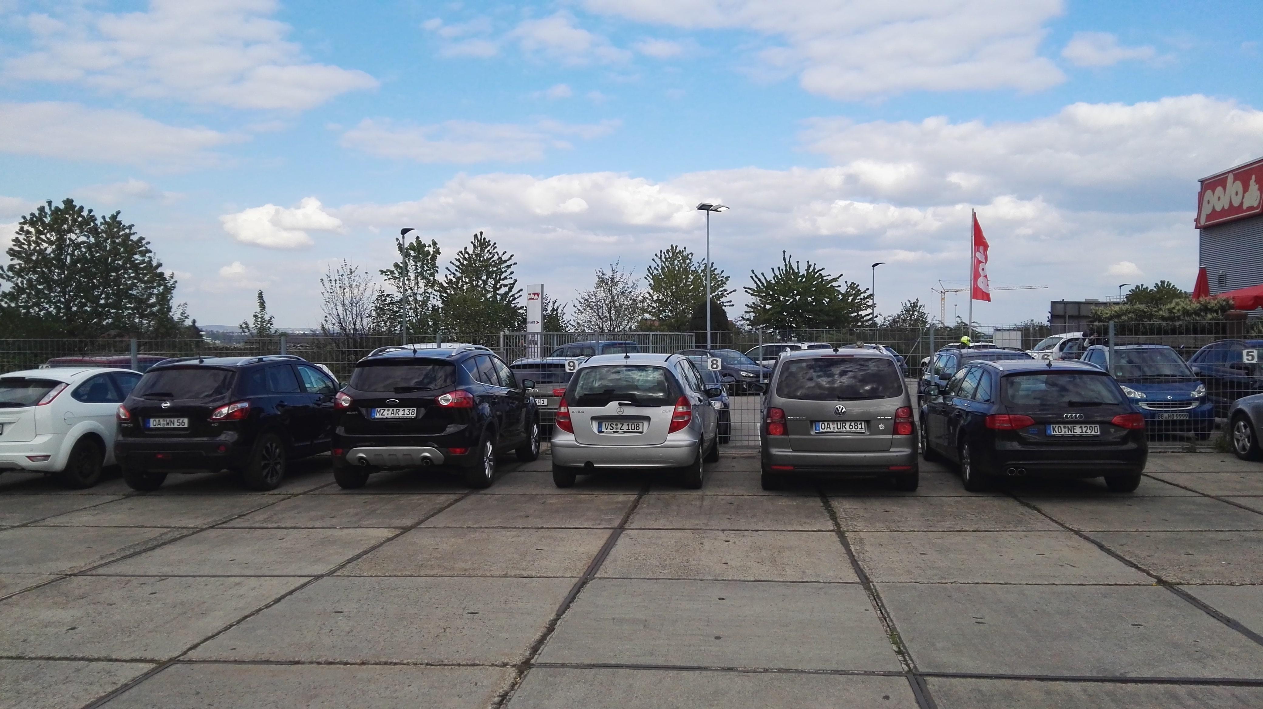 parkplätze flughafen stuttgart